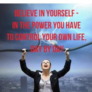 Membangkitkan kekuatan diri