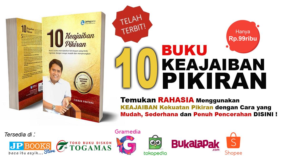 buku-best-seller-indonesia-10-keajaiban-pikiran-surabaya-jakarta-bandung-jogja