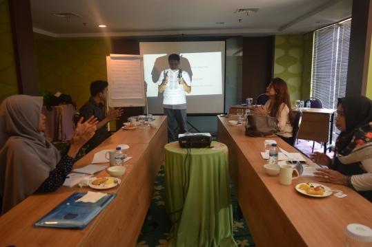 workshop amc bali spetember 2018