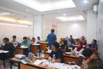 AMC reguler Jakarta 22desember 2018 06