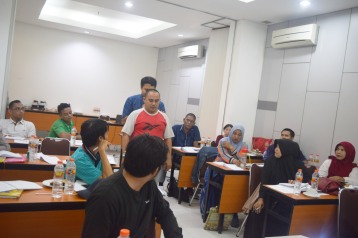 AMC reguler Jakarta 22desember 2018 08