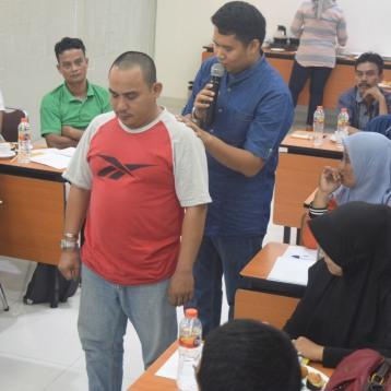 AMC reguler Jakarta 22desember 2018 09
