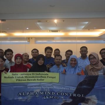 AMC reguler Jakarta 22desember 2018 10