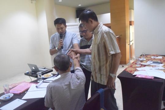 AMC reguler surabaya 8 desember 2018